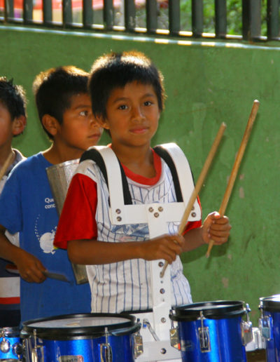 guatemala-503 Practicing after school