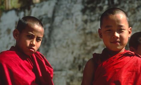 Bhutan_2OYMONKS2