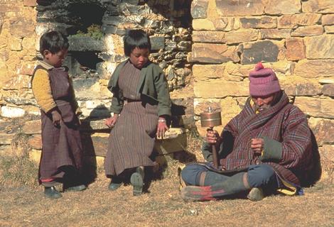 Bhutan_HUTAN84