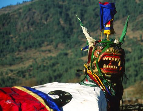 Bhutan_MASKCEREMONY