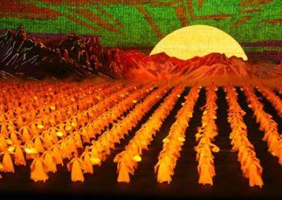 NorthKorea_059_mass_games_sun_burst