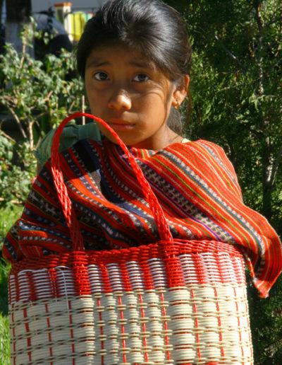 guatemala-311 Young girl in Solola