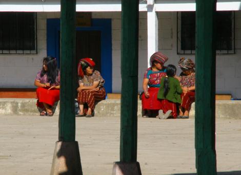 guatemala-318 Women in Nebaj