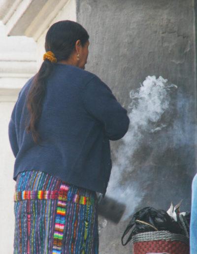 guatemala-352 Syncretism Mayan ceremony