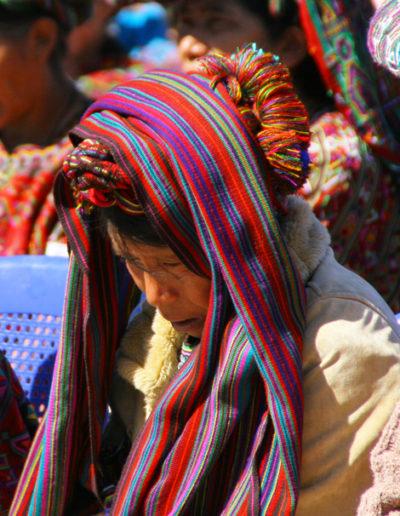 guatemala-385 Woman in Nebaj