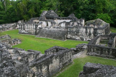 guatemala-406 Mayan ruins of Tikal