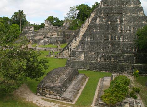 guatemala-407 Mayan ruins of Tikal