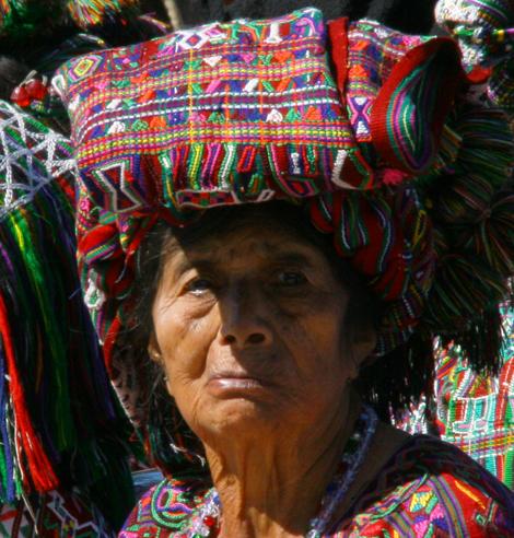 guatemala-501 Woman in Nebaj