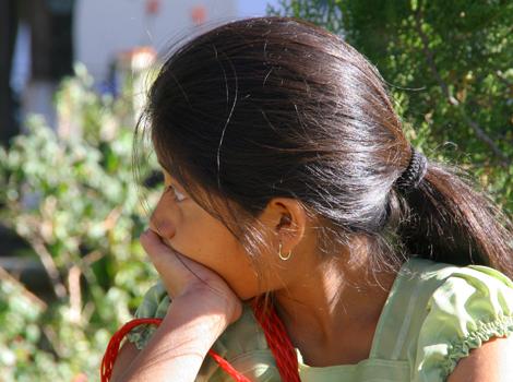 guatemala-513  Kiche girl