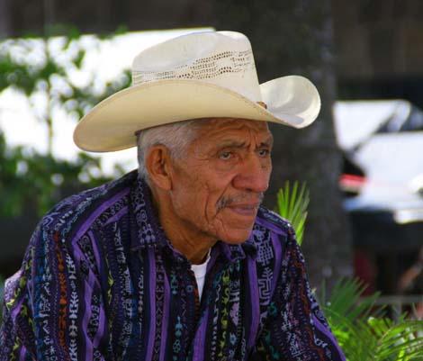 guatemala-530 Man in San Juan La Laguna