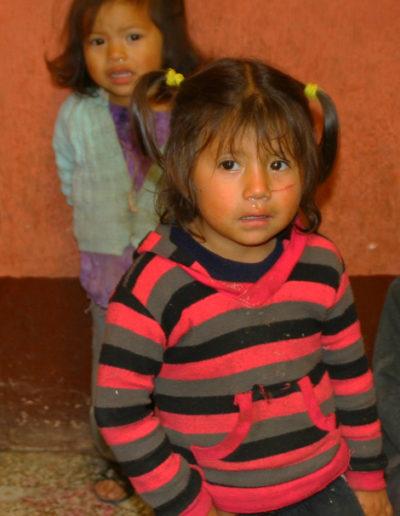guatemala-535 Kiche girls in Central Guatemala