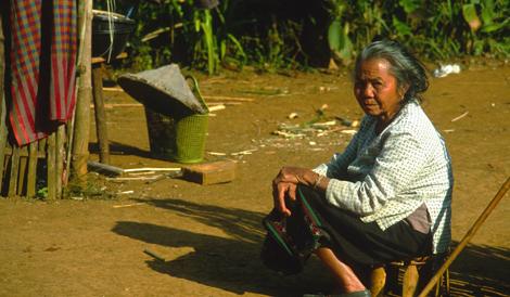 Laos_woman