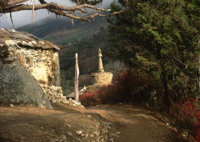 Nepal_chorton_on_trek_2