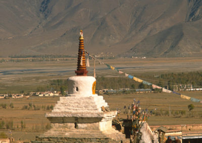 Tibet_chorten