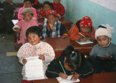 Tibet_schoolkids